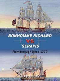 Bonhomme Richard vs Serapis. Flamborough Head 1779. Lardas Mark