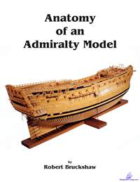 Bruckshaw Robert. Anatomy of an admiralty model