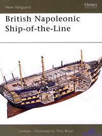 Konstam A. British Napoleonic Ship-of-the-Line