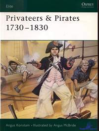 Konstam A. Privateers & Pirates 1730-1830