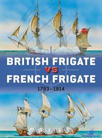 Lardas Mark. British Frigate vs French Frigate