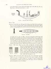 Models of Ship and Boats. Catalogue General Des Antiqutes Egyptinnes du Musee du Caire