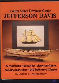 Montgomery A.C. United States Revenue Cutter Jefferson Davis