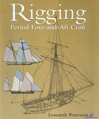 Petersson L. Rigging Period Fore-and-Aft Craft Models