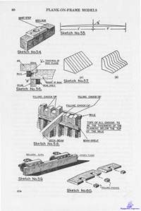 Underhill H.A. Plank-On-Frame Models and Scale Masting and Rigging