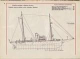 Красный вымпел (Адмирал Завойко), Парусно-паровая яхта, 1910