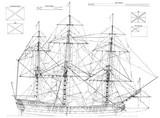 Победоносец, Линейный корабль, 1780
