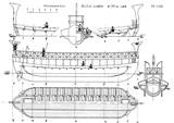 Боевой корабль, Финикийский, X в.д.н.э