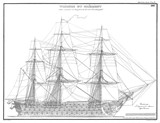 Montebello, French 120-gun Ship-of-the-Line, 1839