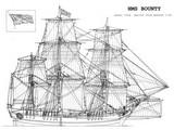 Bounty, HMAV, 1787