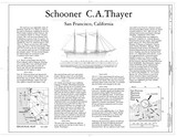 C.A.Thayer Schooner