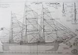 Foochow, Clipper, 1855