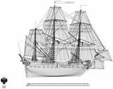 Пантелеймон-Виктория, 66- пушечный линейный корабль, 1719