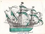 Trinidad, Каракка Магеллана, 16 век