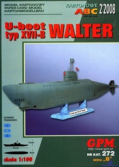 U-Boot Type XVII-B Walter