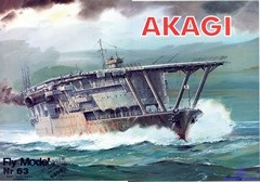Aircraft Carrier IJN Akagi