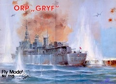 Destroyer ORP Gryf