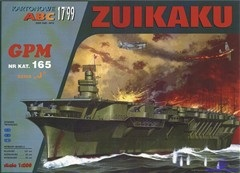 Aircraft Carrier IJN Zuikaku