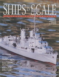 Ships in Scale, №1, 1990